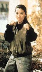 Michelle Yeoh Fight Michelle Yeoh
